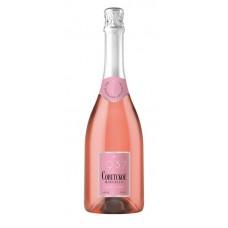 Советское Шампанское розовое  Брют  Винторг 0.75л