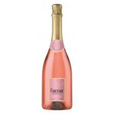 Советское Шампанское розовое  полусладкое  Винторг 0.75л