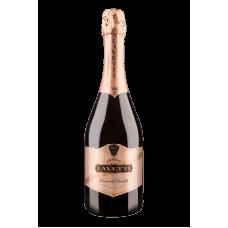 Лаветти Крем-Ваниль напиток винный газированный сладкий , 0,75л