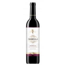 Вино Изабелла красное полусладкое 0.7л
