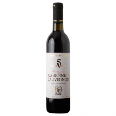 Вино Каберне Совиньон красное cухое 0.7л