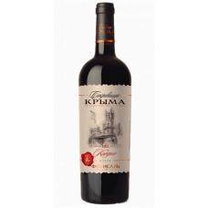 Вино Сокровища Крыма Каберне красное сухое 0.75л