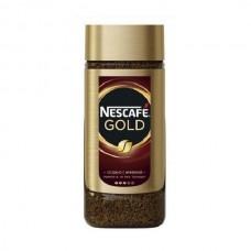 Кофе Нескафе Голд растворимый 95г., стекло.