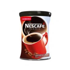 Кофе Нескафе Классик растворимый 100г. ж.б.