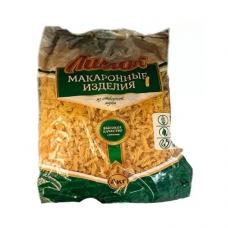 Макароны Лимак серпантин рифленый в.с. ГОСТ 450г.