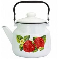 Чайник с декором малина 3,5л