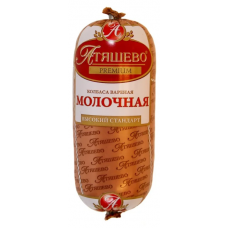 Колбаса Молочная Высокий Стандарт, 500г.