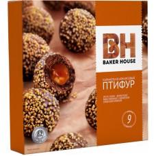 Карамельно-Арахисовый Птифур-мини пирожное 225г.