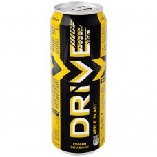 Энергетический напиток безалкогольный Drive Me яблоко карамбола 500мл.