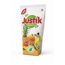 Нектар Justik Мультифрукт ГОСТ 0.2л.