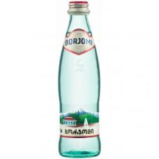Боржоми газированная минеральная вода 0.5л.
