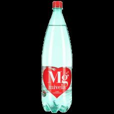 Вода минеральная природная Mivela Mg++, 1.5л.