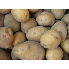Картофель старый урожай 1 кг.