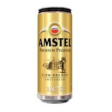 Пиво Амстел Премиум ж.б. 0.45 л