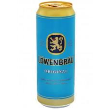 Пиво Ловенбрау оригинал ж.б. 0.45л.