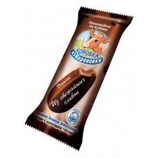 Эскимо пломбир шоколадный в шоколадной глазури 70г.