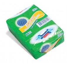 Плавленый сырный продукт ДРУЖБА 55% фольга 80г