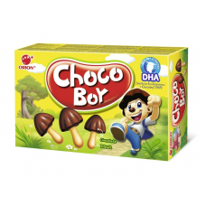 "Печенье ""Choco Boy"" Грибочки, 45гр"